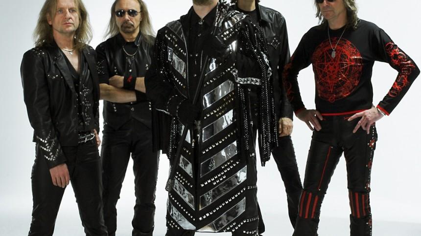 Judas Priest gæster Danmark