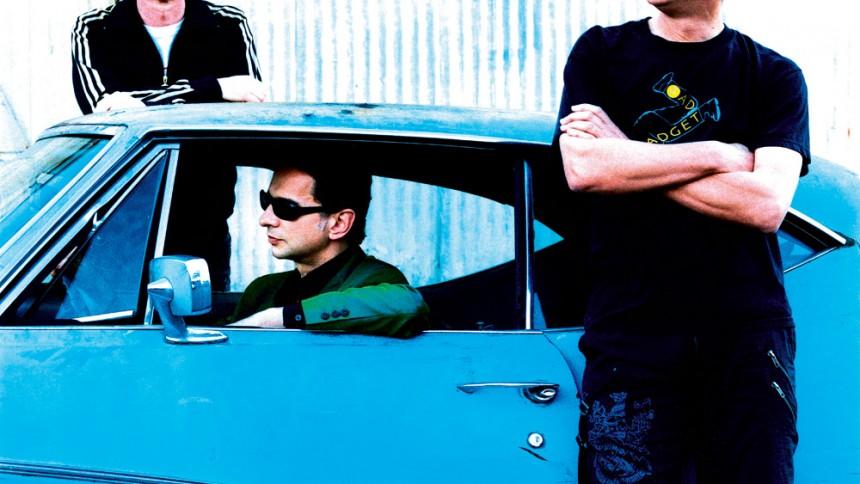 Depeche Mode laver ny aftale med EMI