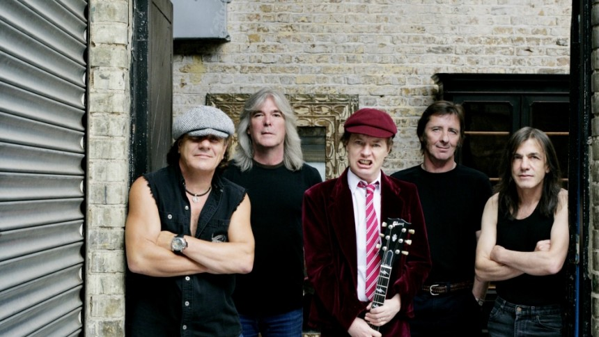 AC/DC til Roskilde Festival 2009?