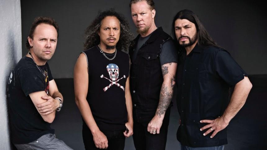 Lou Reed og Metallica indspiller sammen