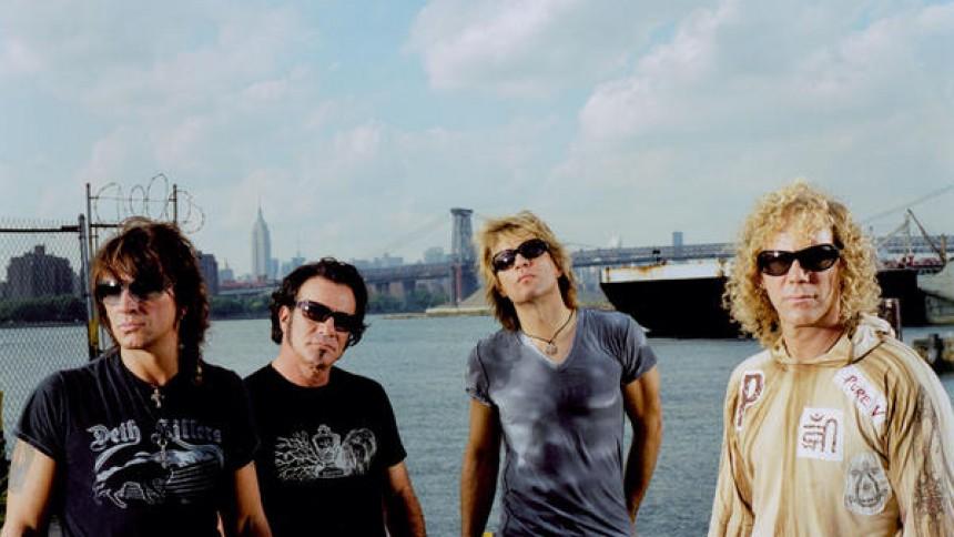 Bon Jovi samler de største hits