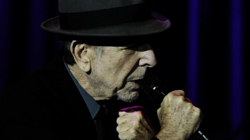Leonard Cohens venner kan godt lide hans nye sange