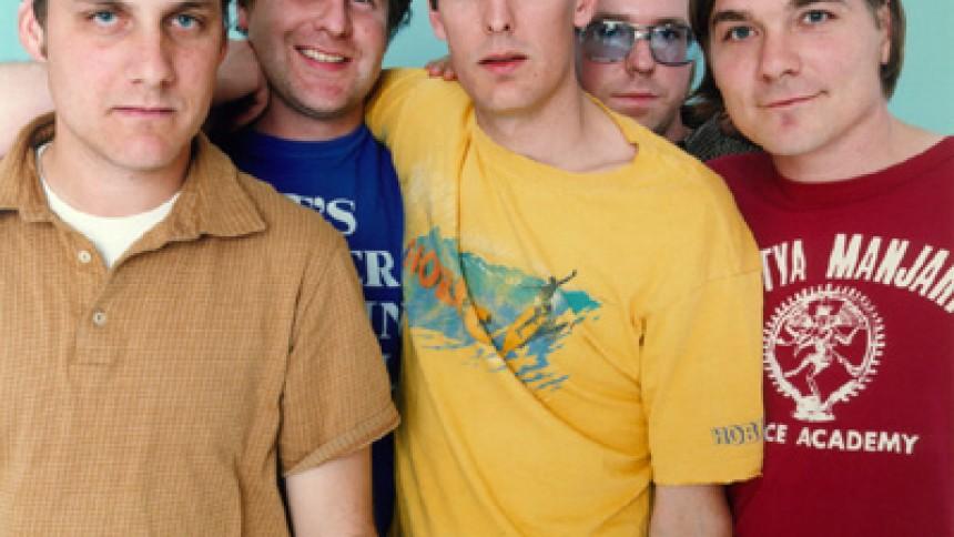 Pavement vælger musikken til All Tomorrow's Parties