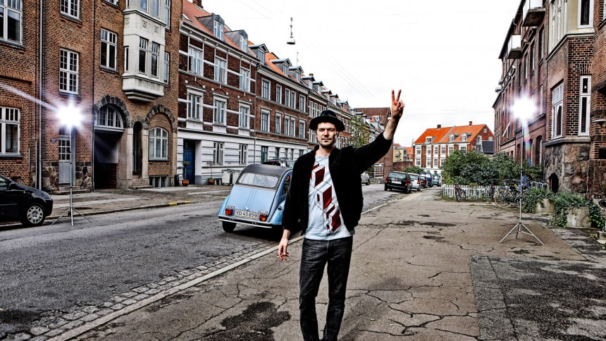 Peter Sommer tager på turné