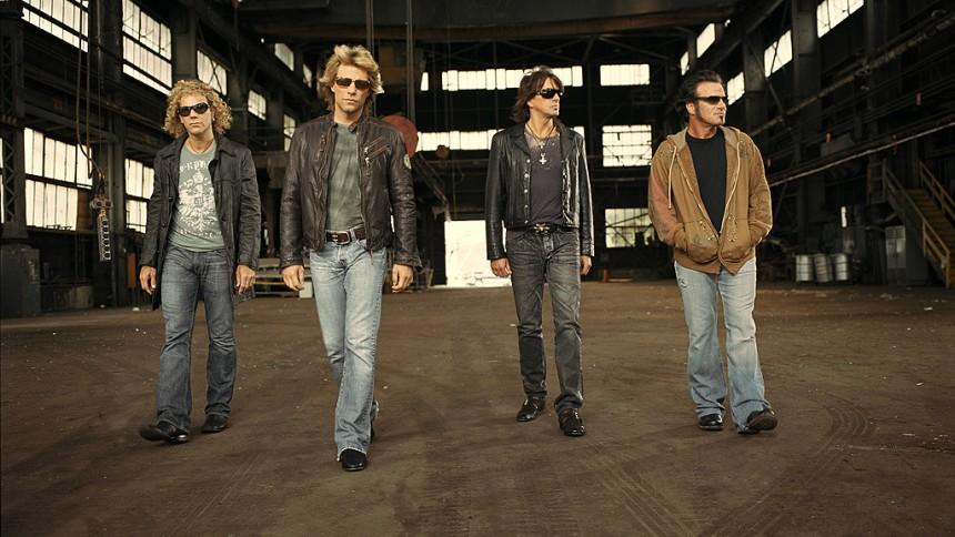 Bon Jovi til Live Earth