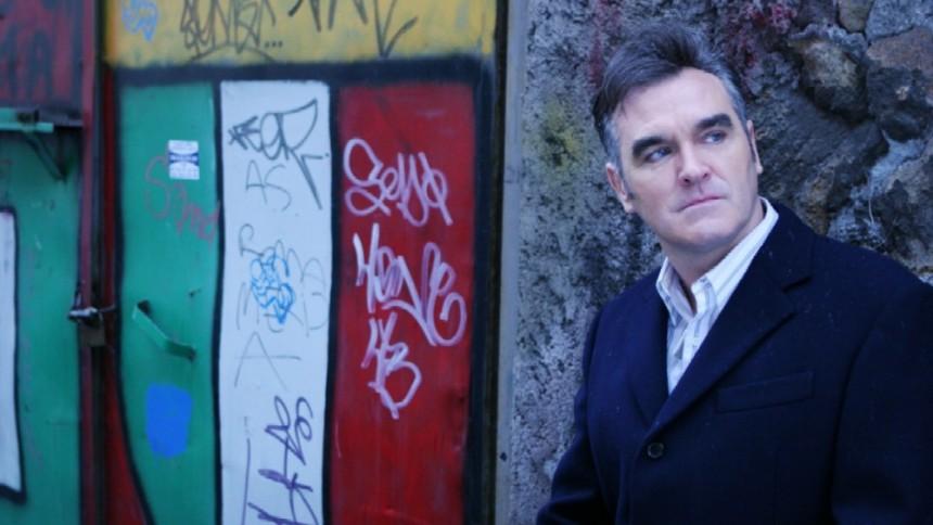 Morrissey: Pressen er efter mig, fordi jeg er vigtig