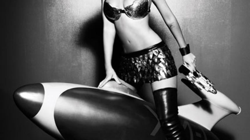 Christina Aguilera laver Manson-cover