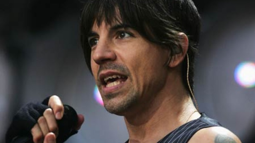 Anthony Kiedis bag ny tv-serie