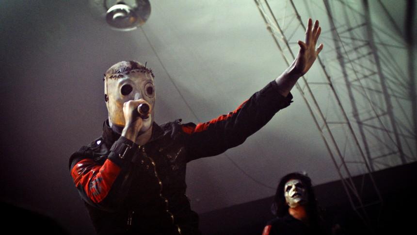 Slipknot-sanger vil udgive soloalbum