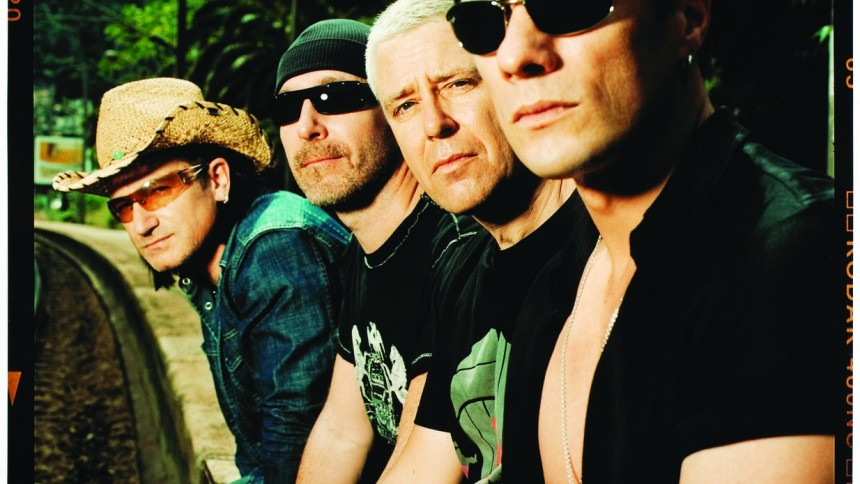 Bono er tilbage på højkant