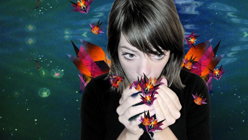 Marybell Katastrophy på turné med Bat For Lashes