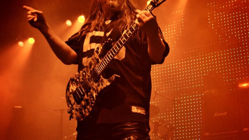 Slayer erstatter guitarist