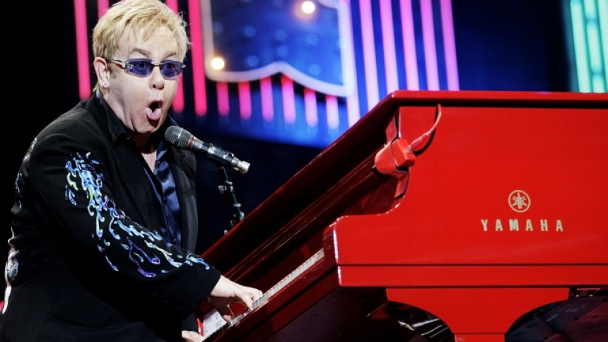 Elton John til Sønderborg