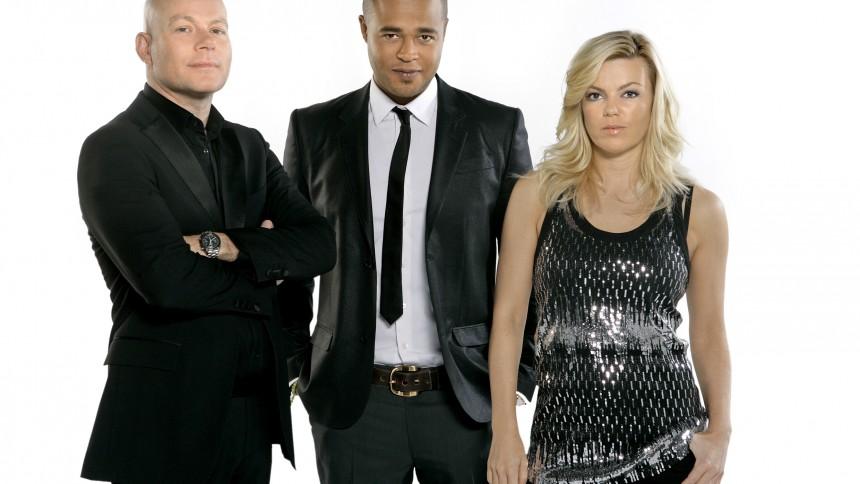 X Factor 2009 går live