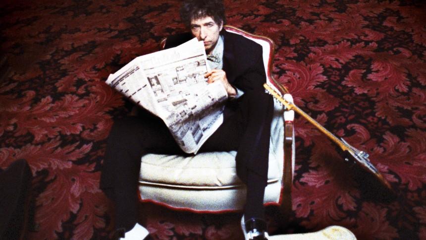 Bob Dylan til Odense