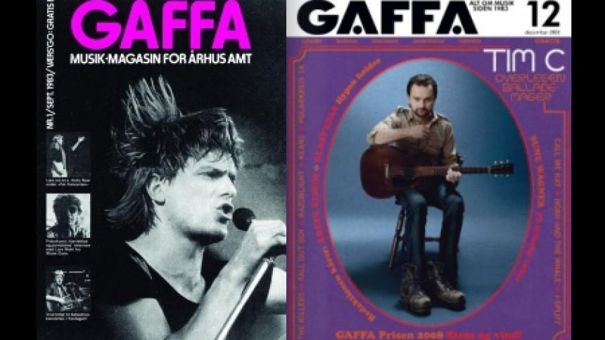 GAFFAs arkiv går i luften