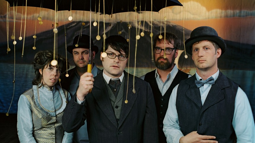 The Decemberists udgiver nyt