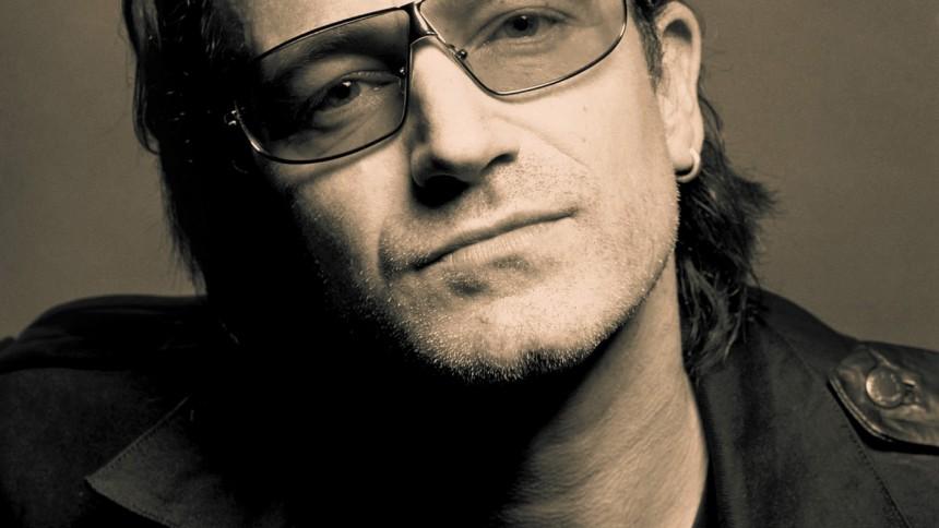 Bono fylder 50