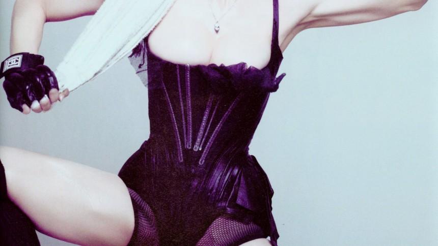 Madonnas privatliv en trussel mod ny adoption