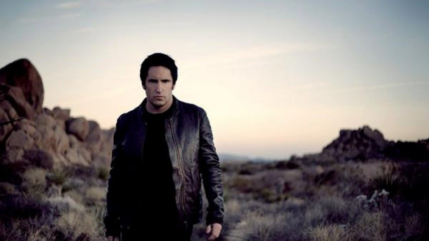 Nine Inch Nails : Roskilde Festival, Orange Scene