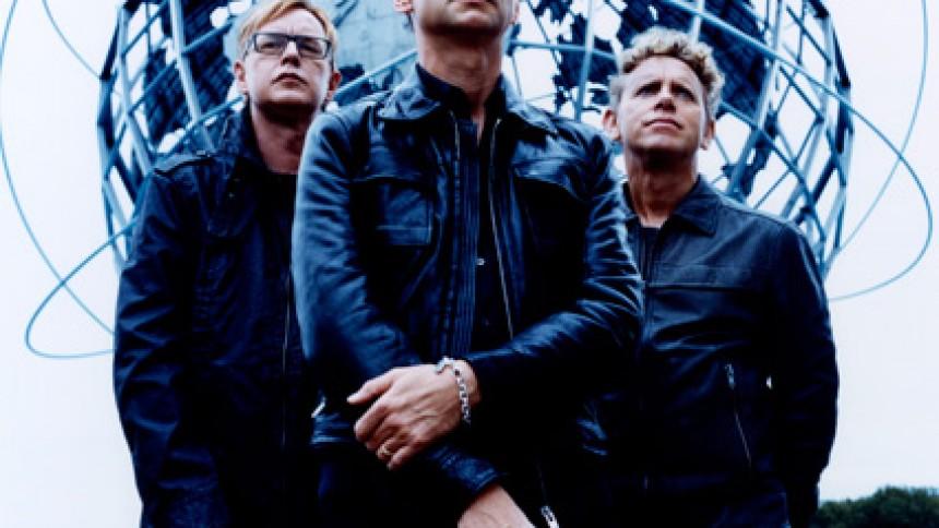 Depeche Mode navngiver album