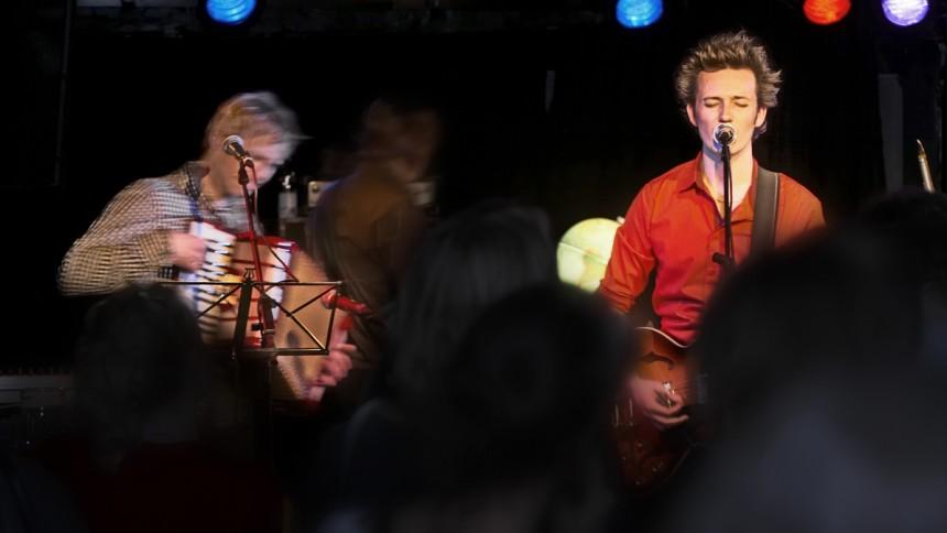 Pocket Life: med Hector Mann's Finest Work, Jacob Faurholt, Erik Gleerup og Mixtune For Cully, Musik