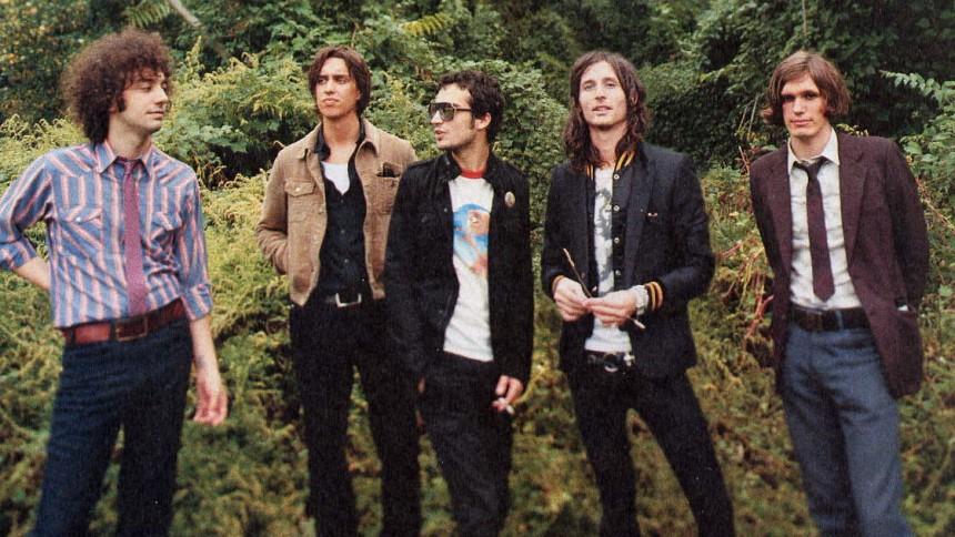 The Strokes spiller nye sange og annoncerer udgivelsesdato for album