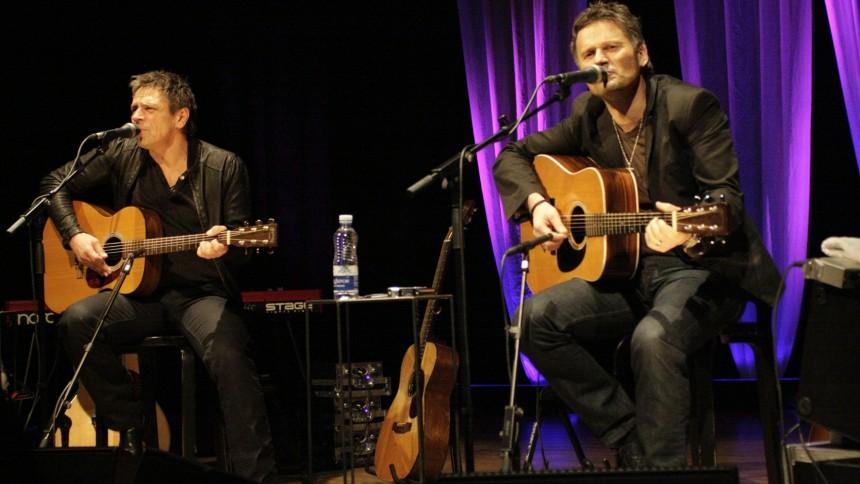 Poul Krebs og Michael Falch starter nyt pladeselskab