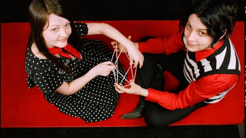 The White Stripes udgiver liveboks