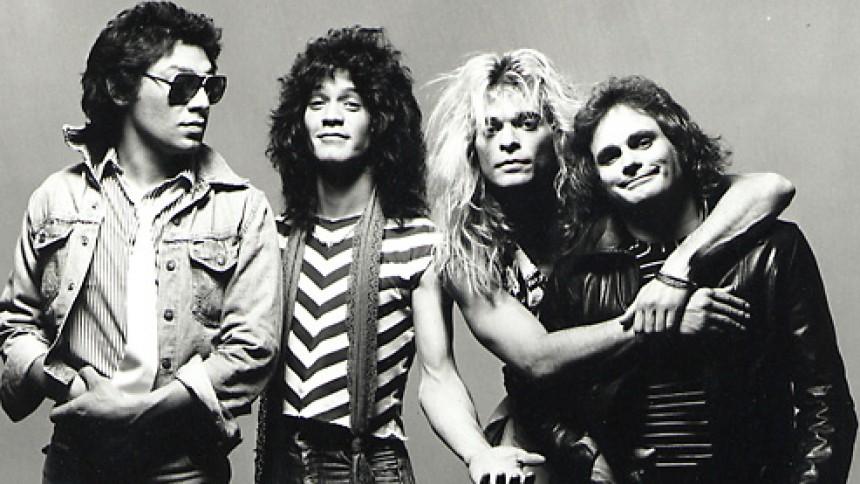 Van Halen indspiller nyt med David Lee Roth