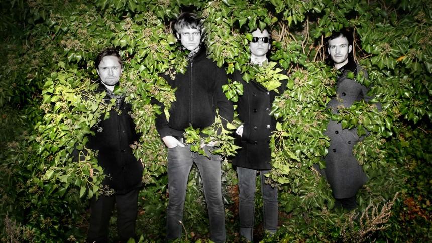 Green Concorde udgiver nyt album