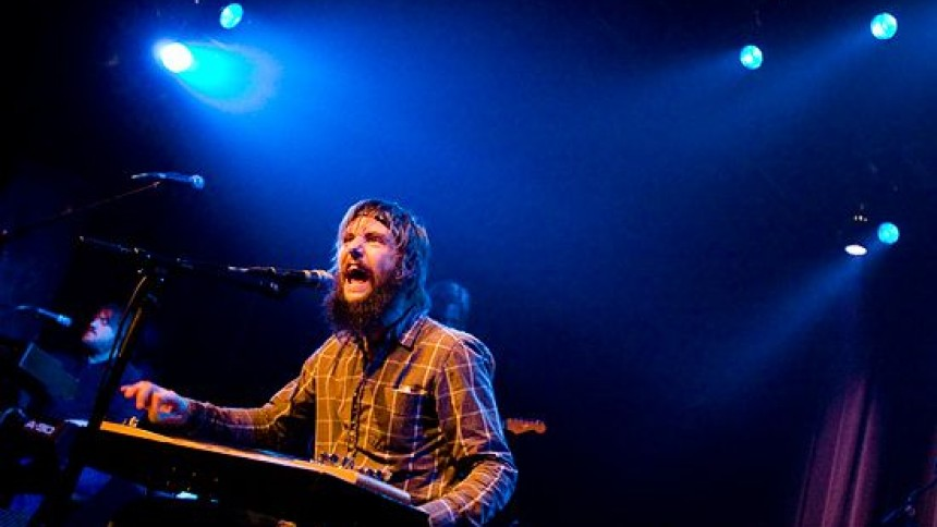 Band Of Horses til Beatday09