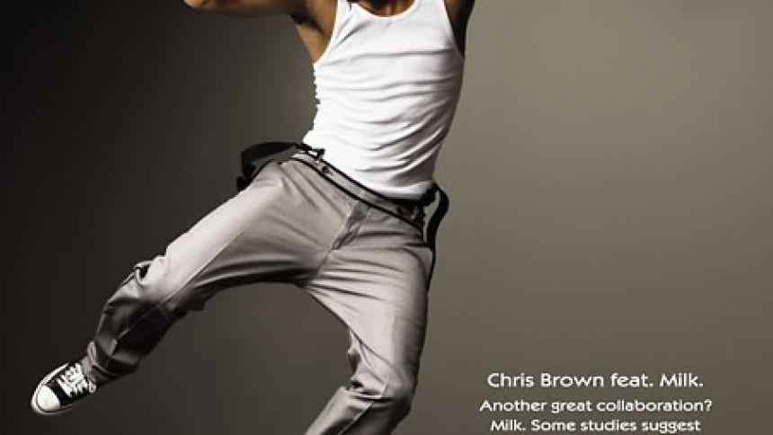 Chris Brown fyres som talsmand