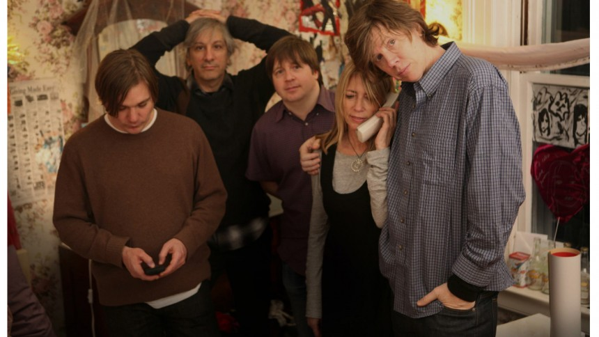 Sonic Youth sætter udgivelsesdato