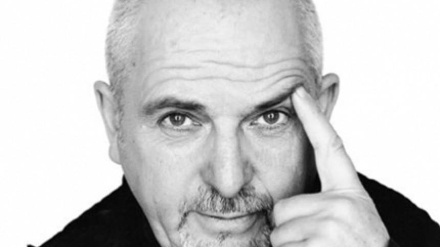 Peter Gabriel: Scratch My Back