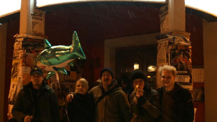 Said The Shark-turnédagbog, kapitel 2