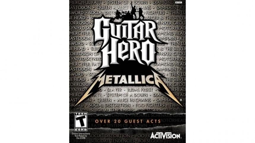 """Guitar Hero: Metallica"" staver Lynyrd Skynyrd forkert"