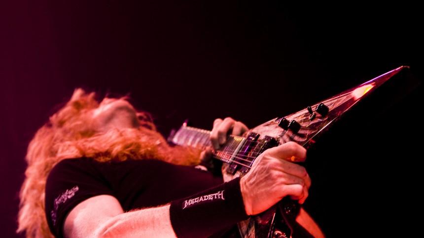 Spil Megadeth i Rock Band