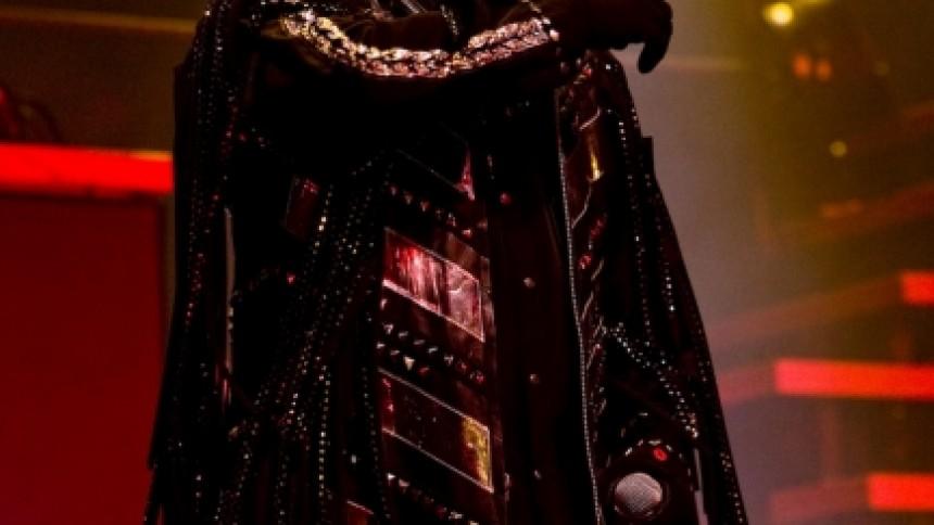 Rob Halford synger julesalmer