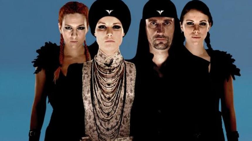 Laibach fortolker Bach i Marmorkirken