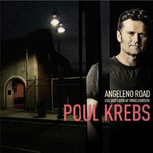 Poul Krebs: Angeleno Road (Lige Ved Siden Af Virkeligheden)