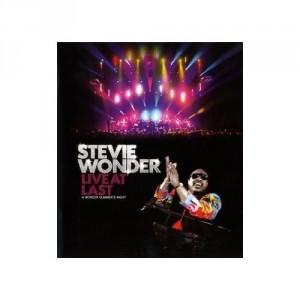 Stevie Wonder: Live At Last - A Wonder Summer's Night