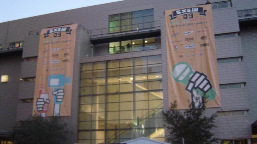 SXSW 2009-dagbog, kapitel 1