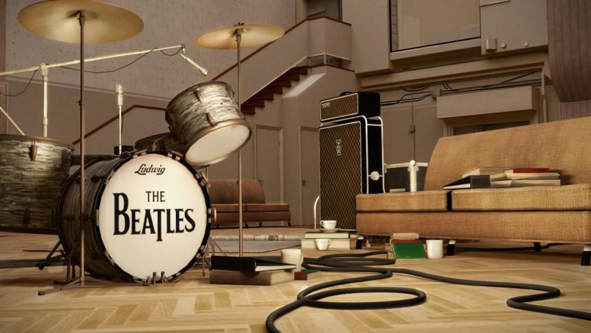 Nyt om computerspilsudgaven af The Beatles