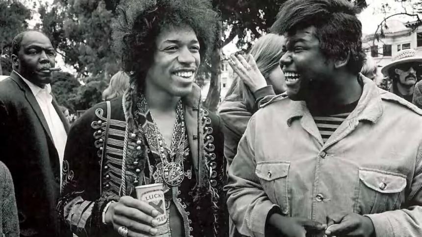 Ny Jimi Hendrix dvd viser mere private sider af guitarguden
