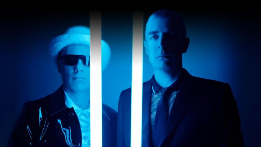 Pet Shop Boys stryger til tops