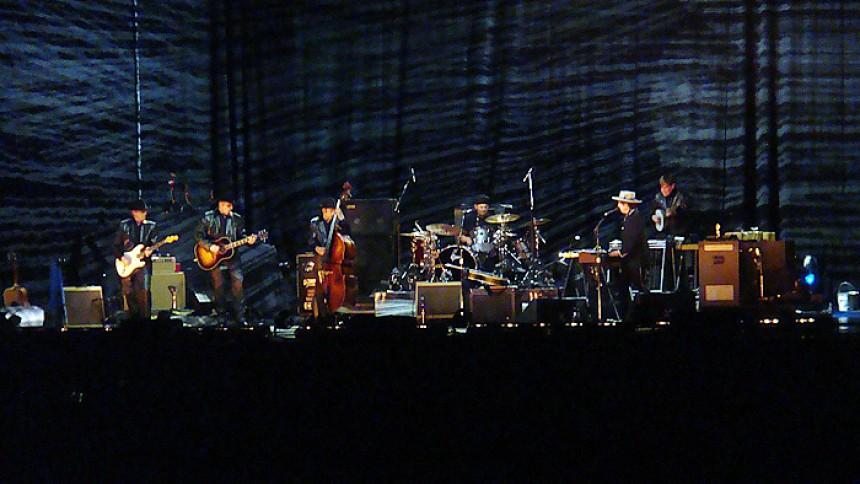 Bob Dylan: Arena, Malmö