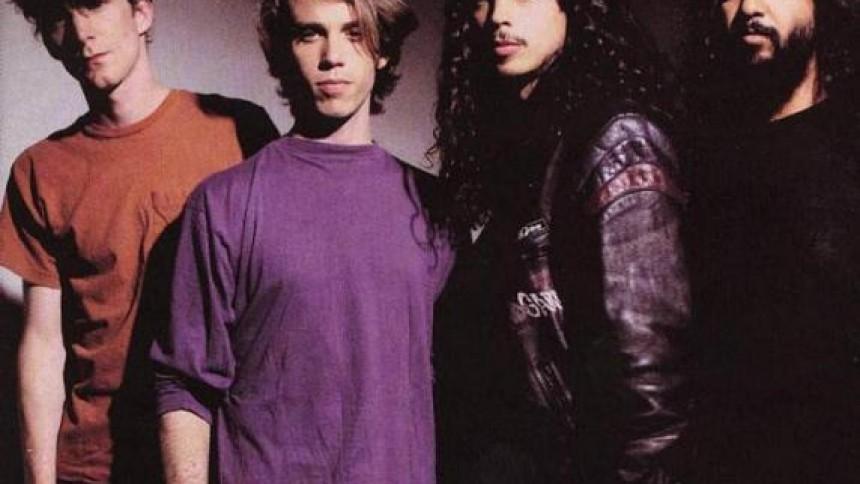 Soundgarden spiller første koncert i tretten år