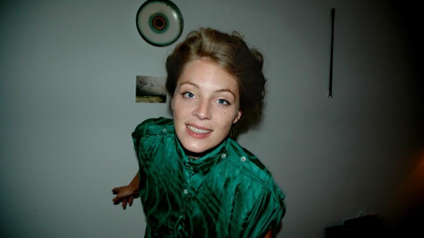 Maria Timm –Den erfarne debutant