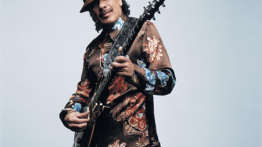 Santana rekrutterer Joe Cocker og Chris Cornell